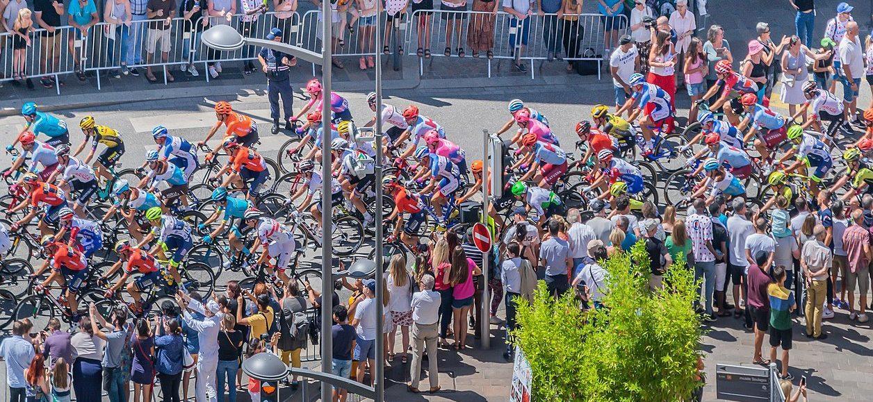 Woman Arrested for Causing Massive Crash At Tour de France