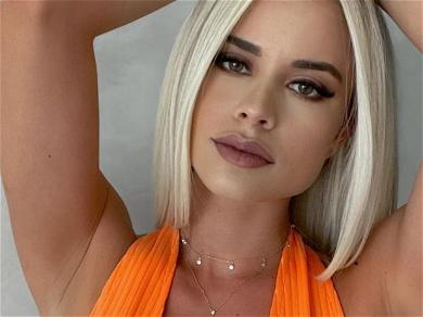 Yaslen Clemente Is 'Bringing The Heat' In A Sexy Brown Bikini