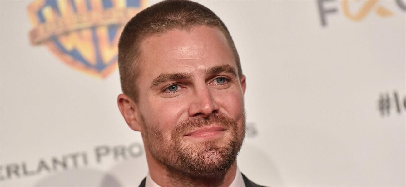 Stephen Amell Kicked Off Flight For Having A Heated Argument With Wife
