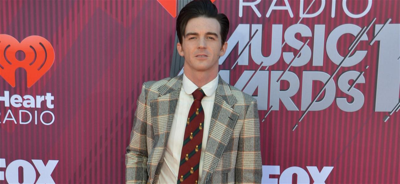 Drake Bell Faces TWO YEARS In Prison After Pleading Guilty To Attempted Child Endangerment