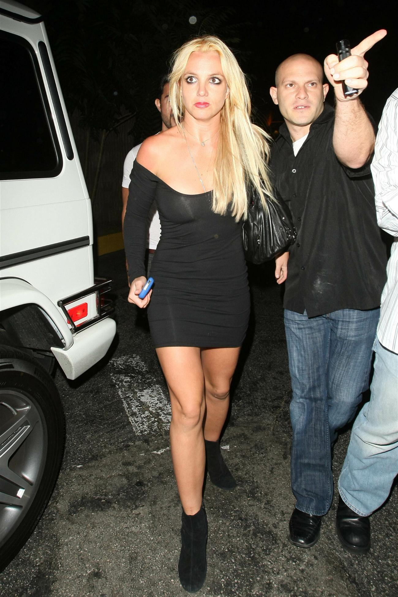 Britney Spears Opens Up In Court