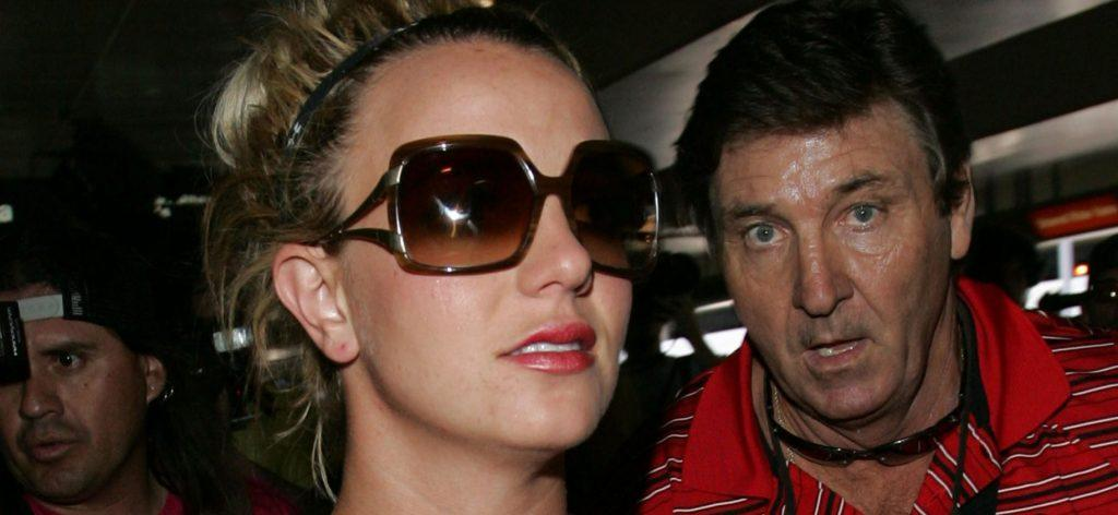 britney spears and father