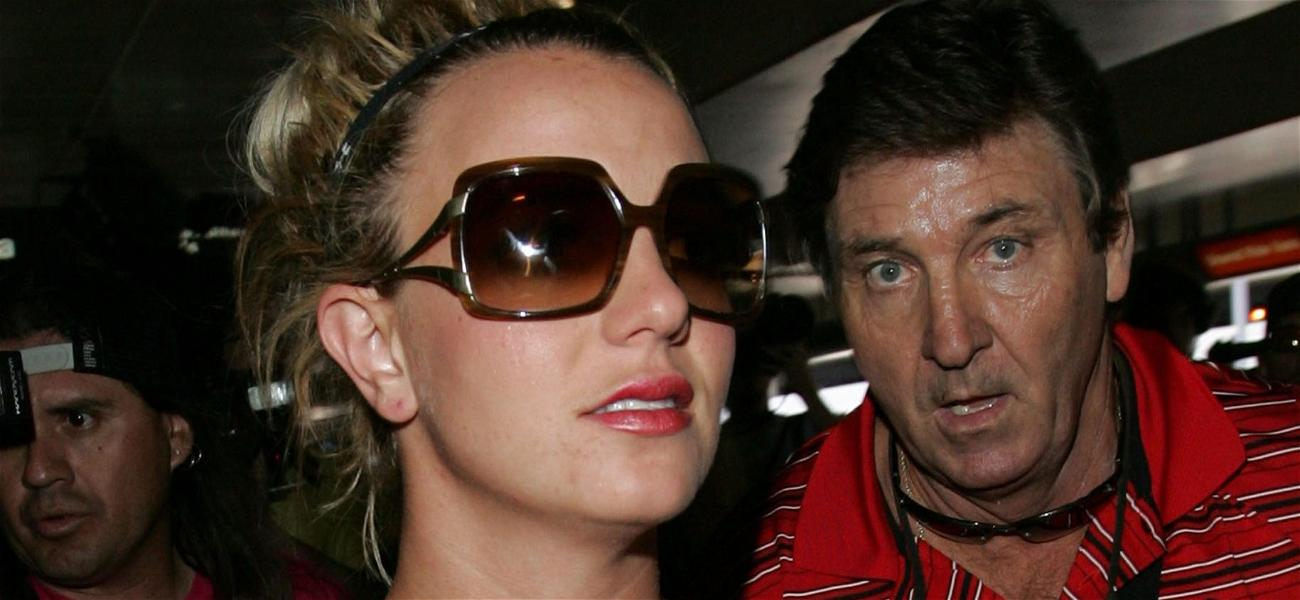 Britney Spears' Father Unrecognizable In Shocking New Photos