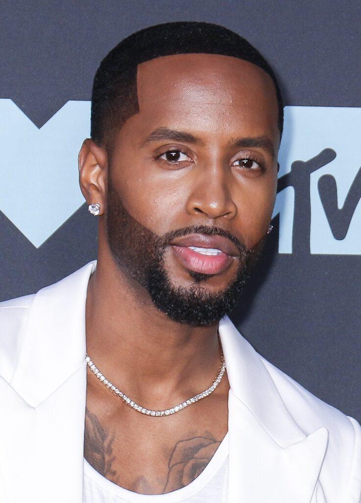 Safaree at the MTV Awards