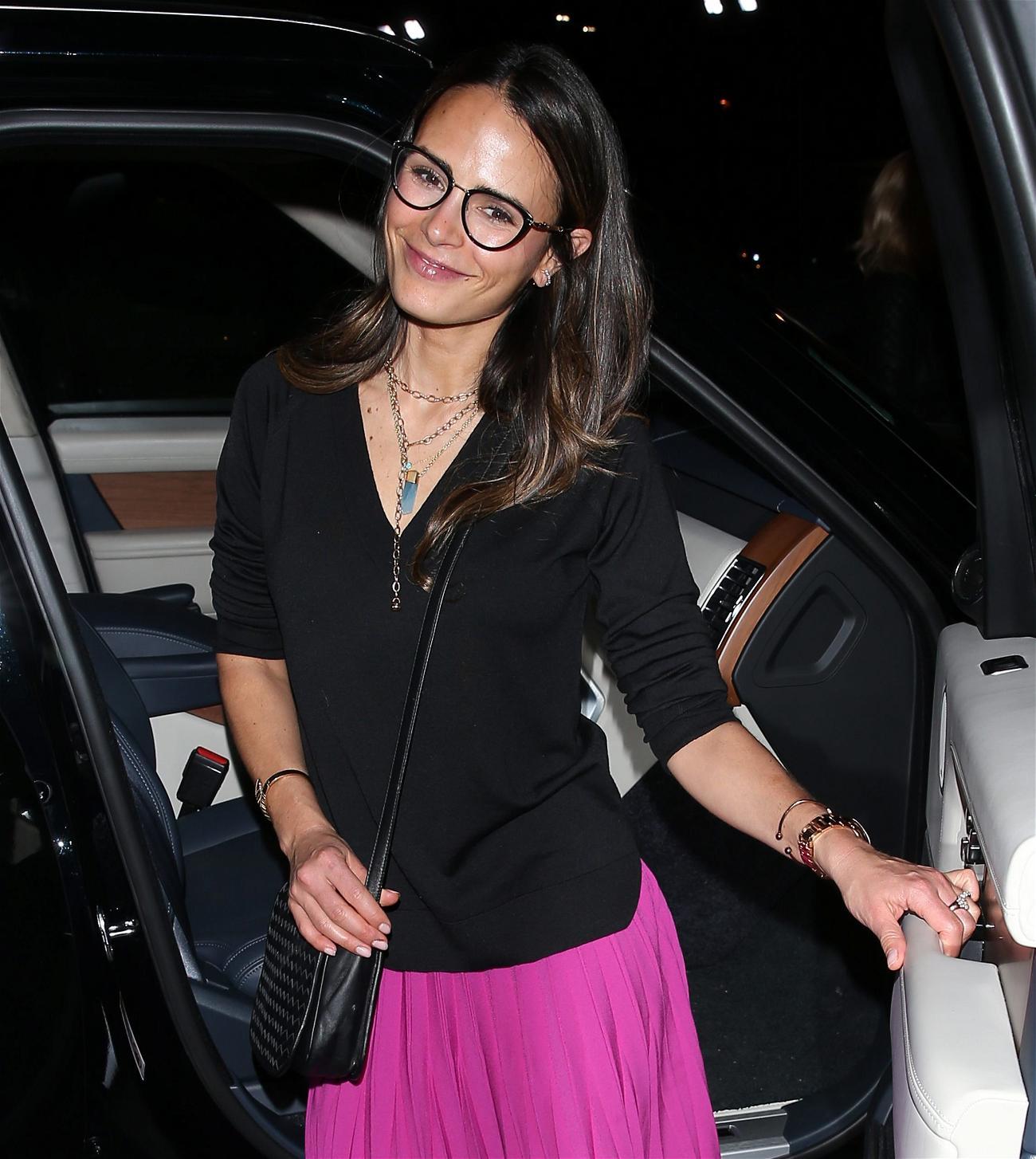 Jordana Brewster Settles Divorce With Ex-Husband
