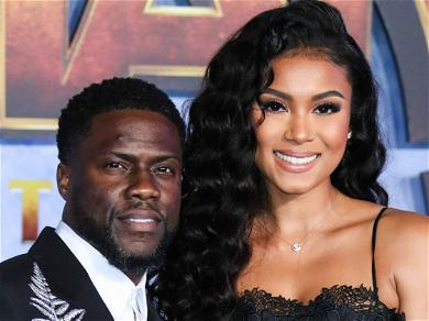 Kevin Hart And Wife Eniko Flaunt Killer Beach Bods In The Bahamas… They Must Workout!