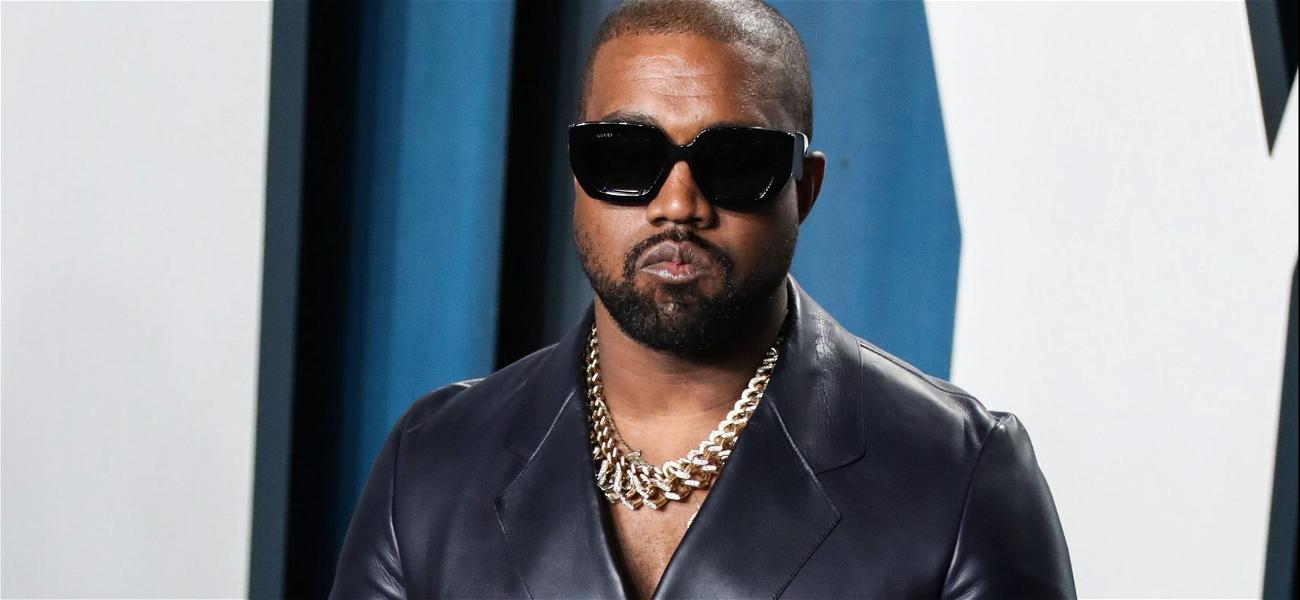 Kanye West Rebuilds Childhood Home At Chicago Stadium For 'Donda' Listening Event