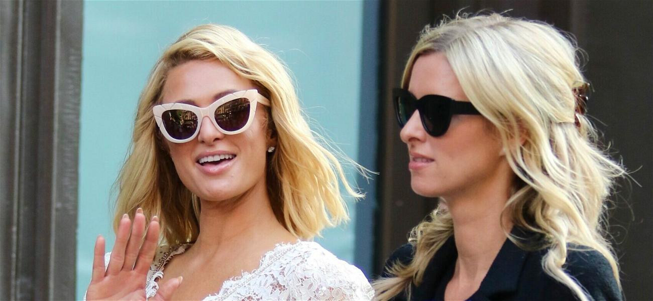 Paris And Nicky Hilton Go Summer Chic In NYC After Successful Tribeca Film Festival Screening