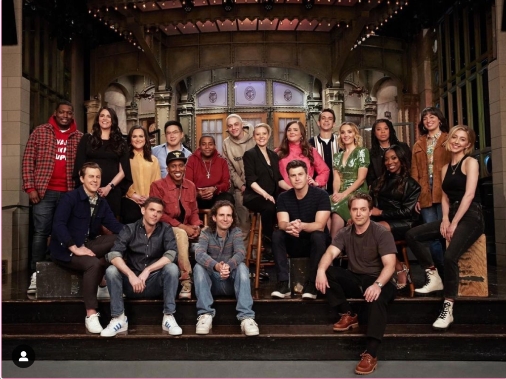 The Season 46 cast of 'SNL'