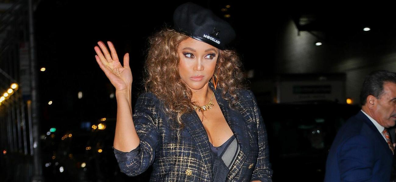 Tyra Banks Reacts To Victoria's Secret Rebranding