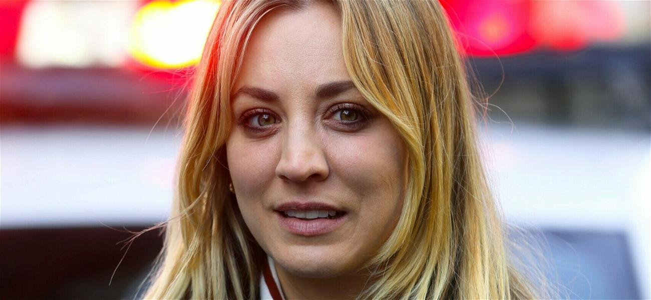 Kaley Cuoco Reveals Details Of 'Uncomfortable' First Sex Scene