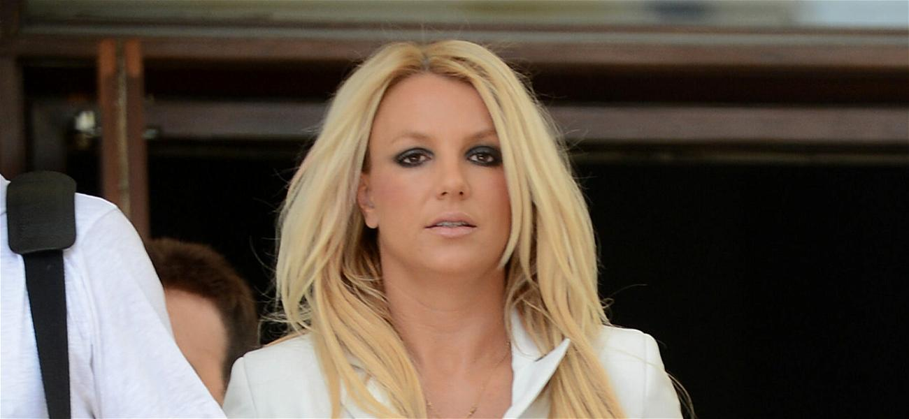 Britney Spears Drops 'Baby' Suggestion During Maui Getaway
