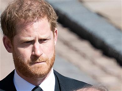 Prince Harry Is Back In The UK without Meghan Markle