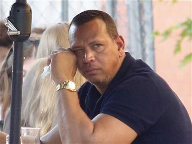 Alex Rodriguez Shows Off Fit Body In Shirtless Pic