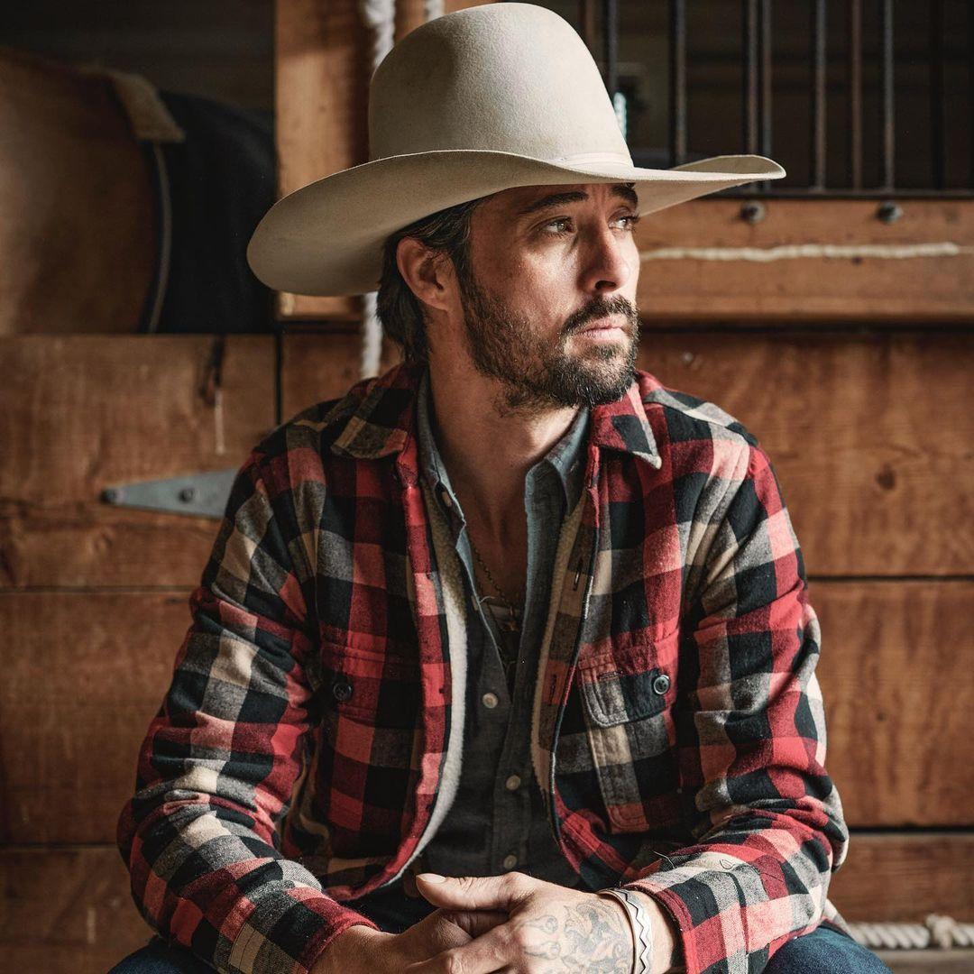 'Yellowstone' Star Ryan Bingham Files For Divorce