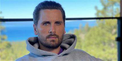 Scott Disick Spends The Day With Amelia Gray Hamlin & His Daughter, Penelope