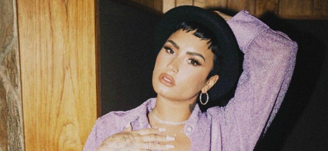 Demi Lovato Slid Into 'Schitt's Creek' Star Emily Hampshire's DM: 'I Find You Attractive'