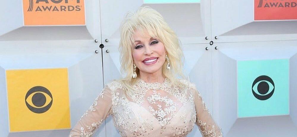 Dolly Parton Recreates 1978 Playboy Cover Look For Husband On His Birthday