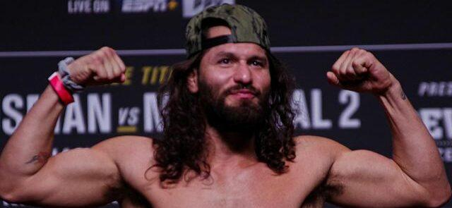 UFC Star Jorge Masvidal to Debut 'BRKRZ' at National Sports Collectors Convention