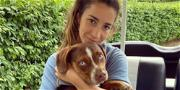 Gymnast Aly Raisman's Dog Missing After Running Away During Fireworks