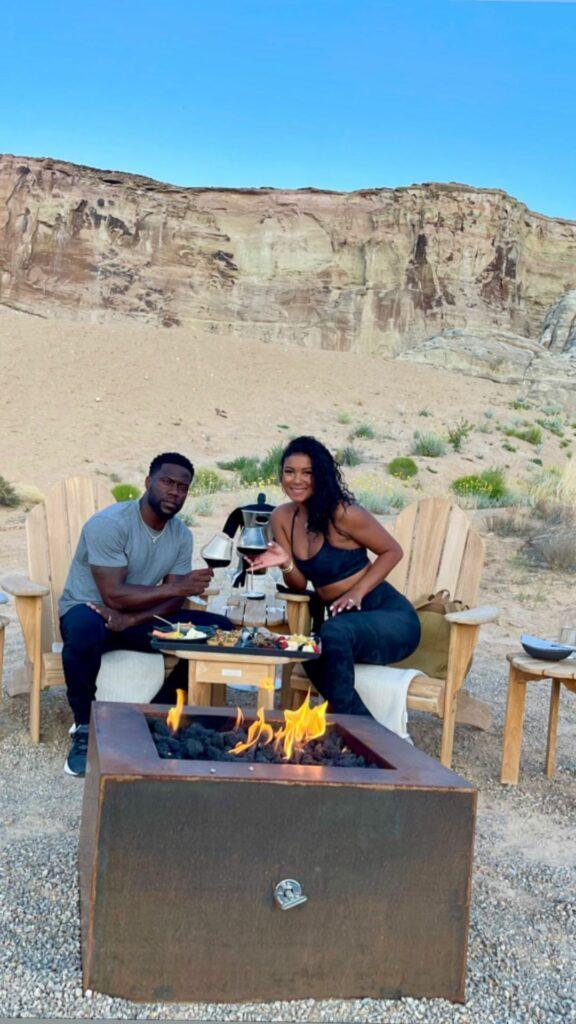 Kevin and Eniko Hart in Utah