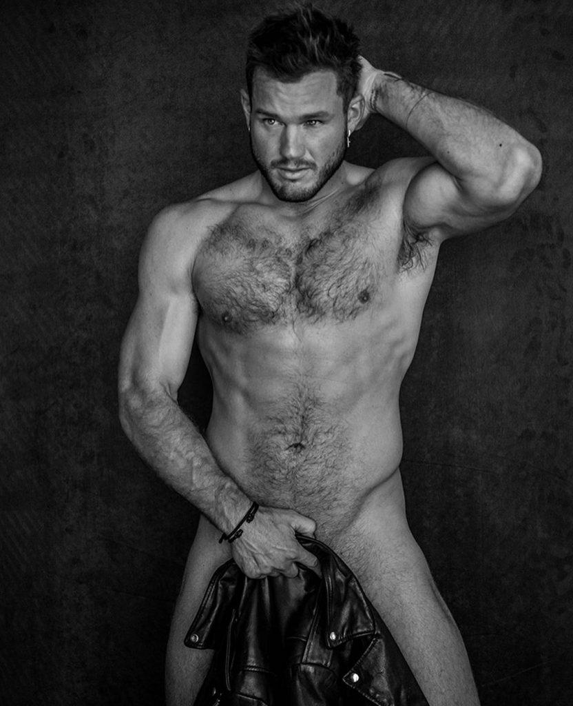 Colton Underwood nude