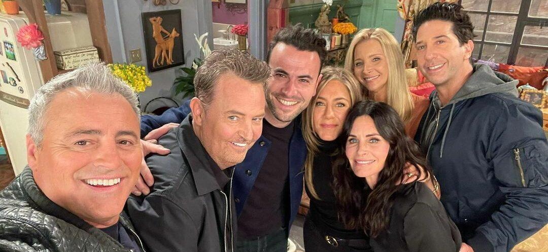 Courteney Cox Says 'Friends Reunion' Emmy Nomination Isn't What She Wanted
