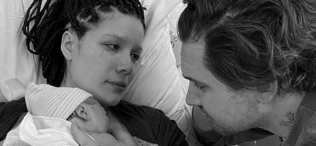 Halsey Gives Birth to First Child, Welcome Baby Ender!