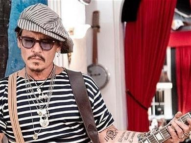 Johnny Depp Says He's A Victim In Ongoing Hollywood Boycott