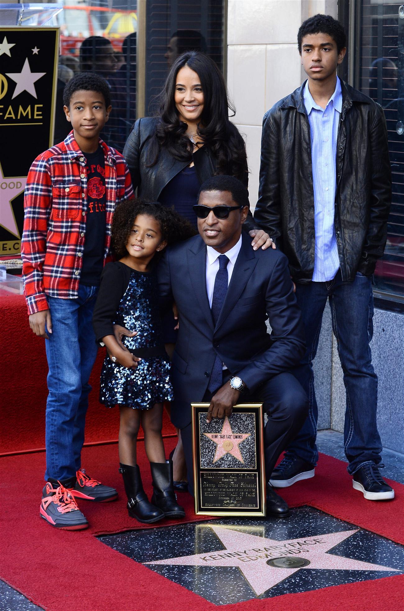 Kenny 'Babyface' Edmonds Files For Joint Custody Of Children