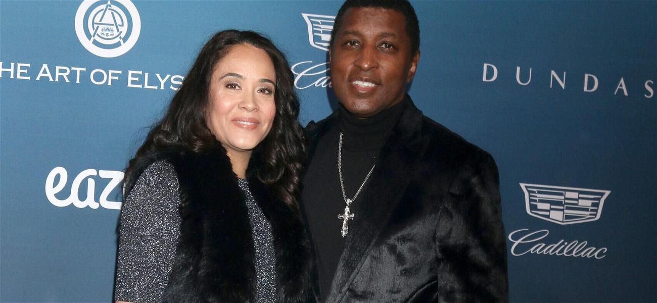 Kenny 'Babyface' Edmonds Asks For Joint Custody Of Children In Ongoing Divorce