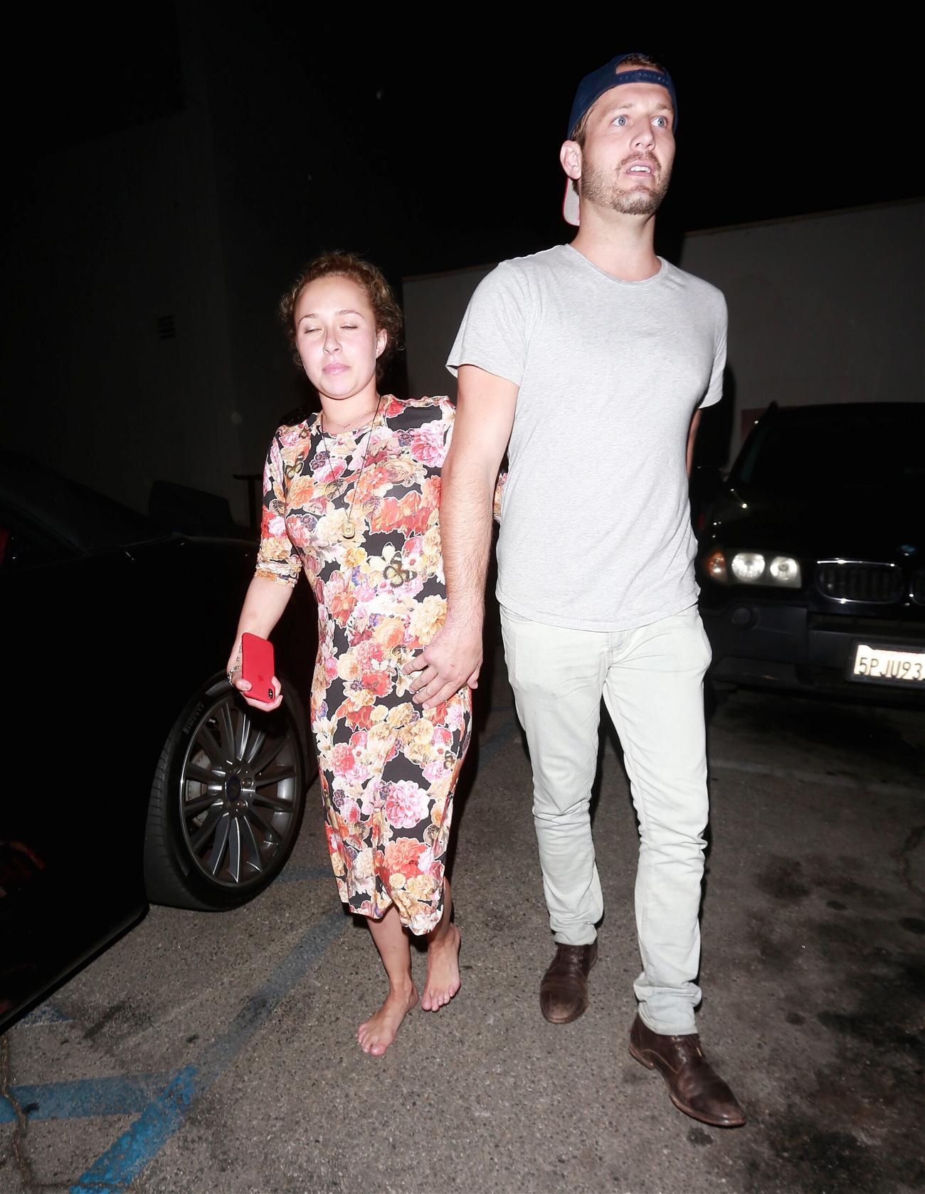 Hayden Panettiere Reunites With Ex-Boyfriend After Domestic Violence Arrests