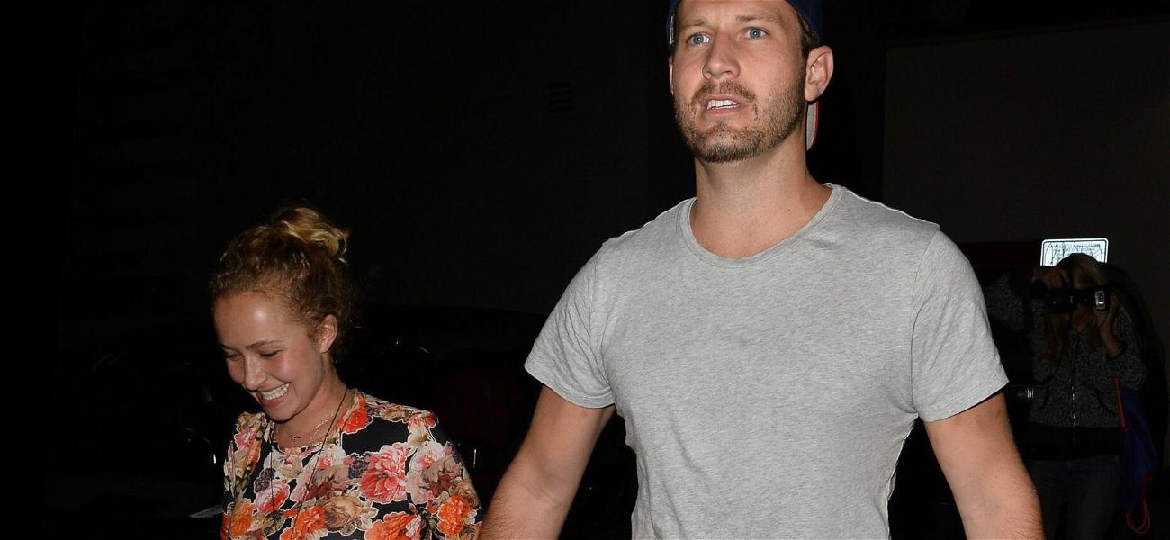 Hayden Panettiere Hangs With Ex After He's Released From Jail For Domestic Violence