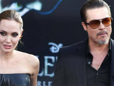 Angelina Jolie And Brad Pitt Fighting Over Sale Of Miraval Château In France