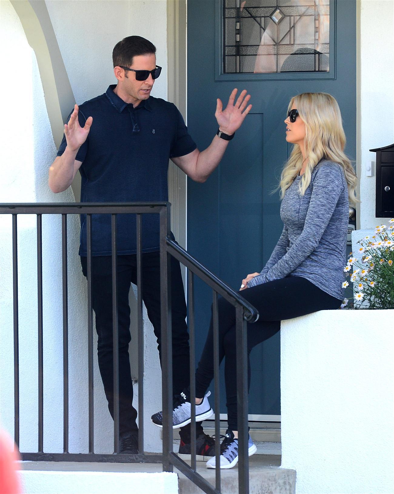 'Flip Or Flop' Star Tarek El Moussa Goes Off On Ex-Wife Christina Haack
