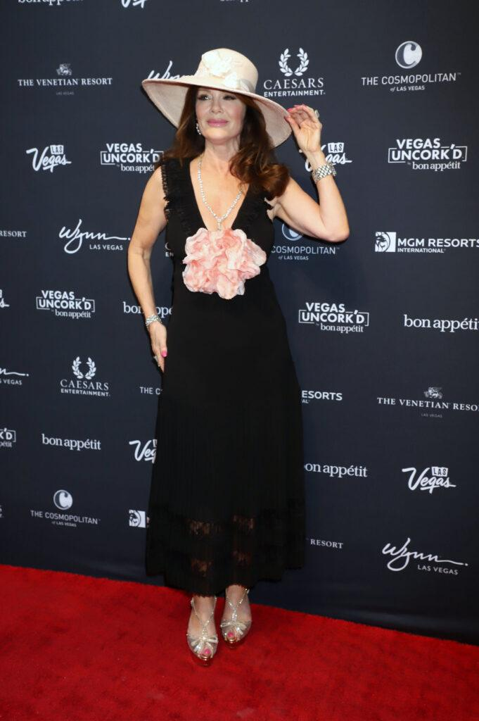 Lisa Vanderpump at the 2019 Vegas Unkork'd Las Vegas