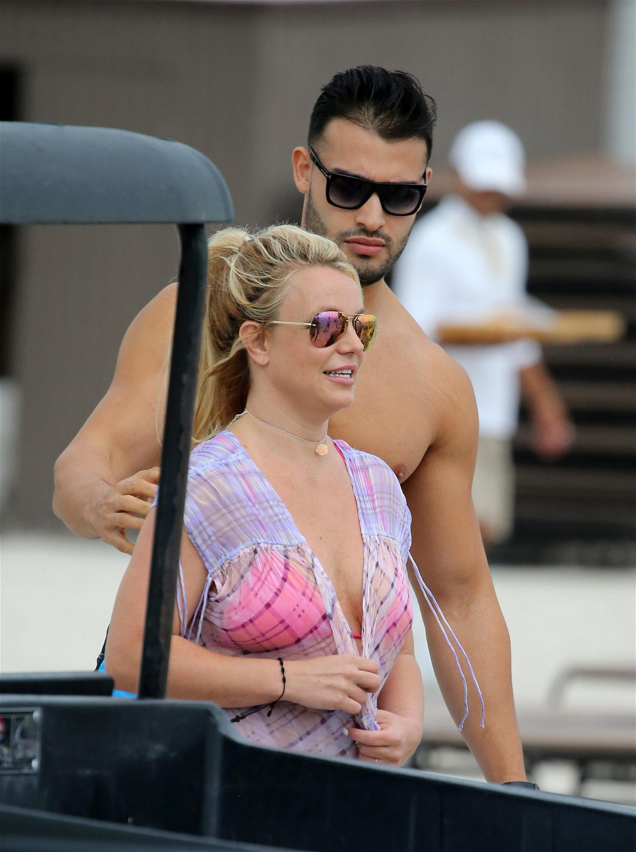 Britney Spears: I'm Taking It One Day At A Time