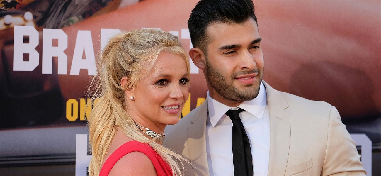 Is Britney Spears Pregnant With Boyfriend Sam Asghari?!
