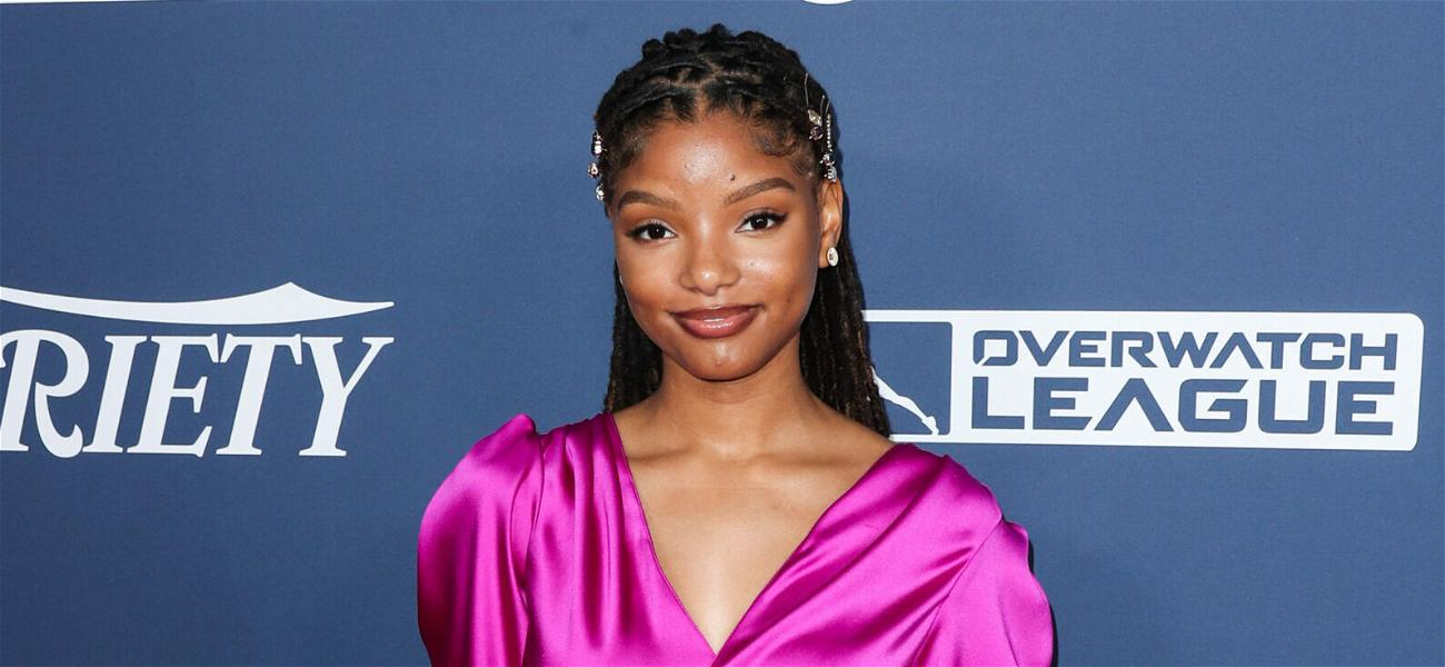 Halle Bailey Sends Some Sultry Selfie Love On 4th Of July From Italy