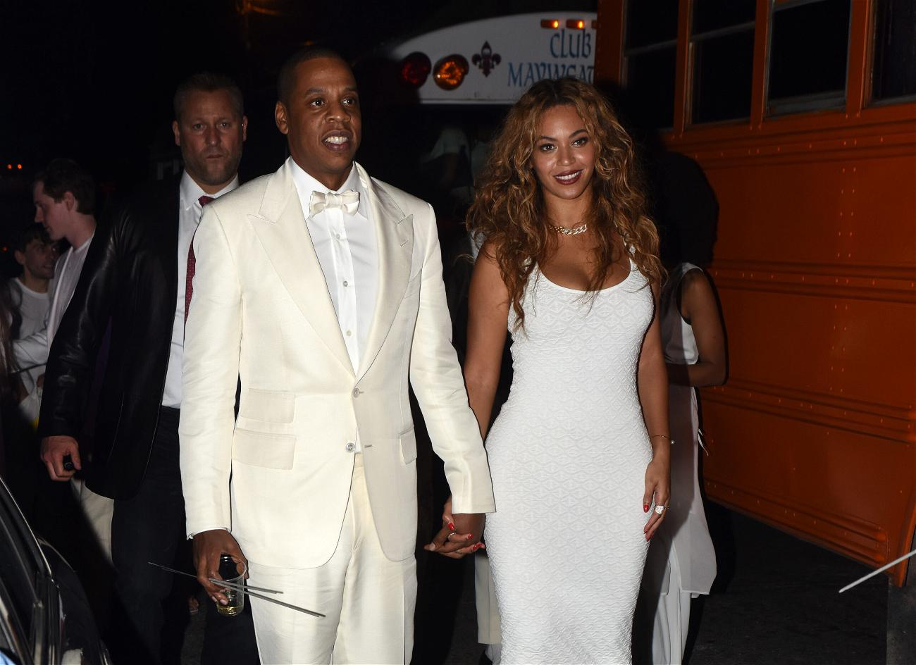 Beyonce And Jay-Z's New Orleans Mansion Catches Fire!