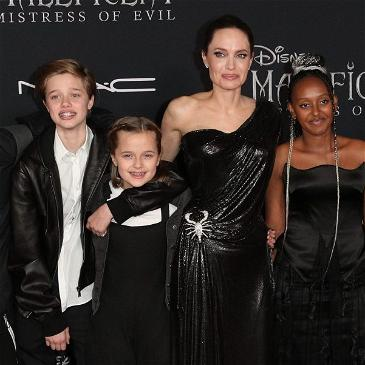 Angelina Jolie Supports Bee Conservation & Tackles Racial Bias in Medicine