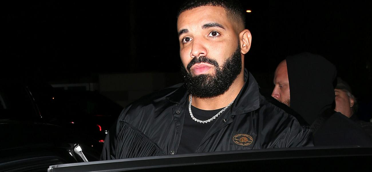 Drake Rents Out Dodger Stadium For One-On-One Date With New Girlfriend!