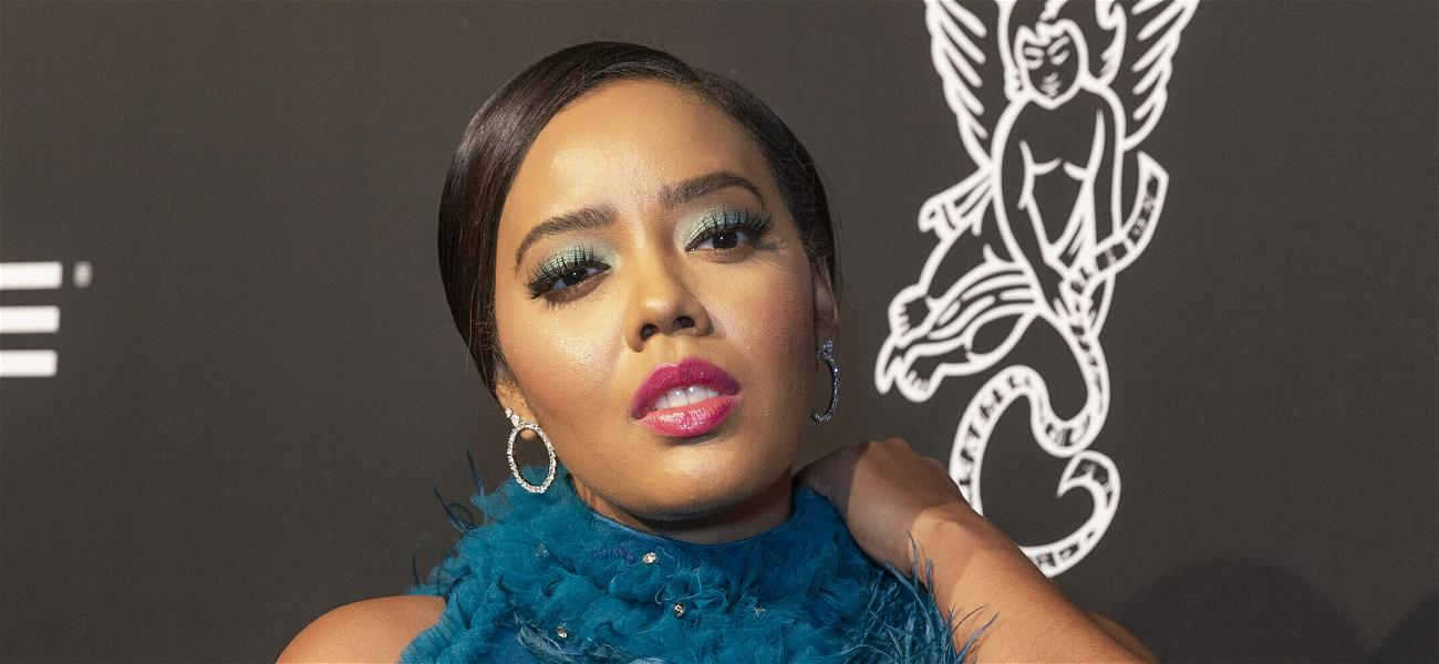 Angela Simmons 'Owning Every Part Of Cellulite' With Body-Positivity Workout Post