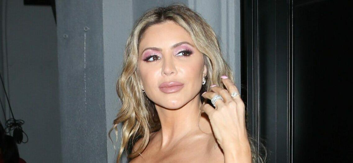 Larsa Pippen Says She's 'Ready' While Clad In A Daring Cut-Out Dress