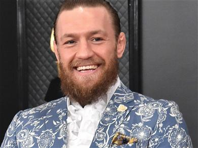 Conor McGregor's Leg Break Surgery Recovery — Cocktails By The Pool!!
