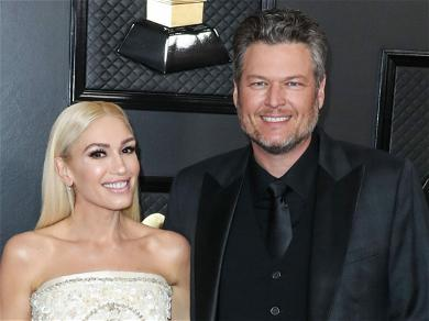 Gwen Stefani And Blake Shelton Get Hitched On The Country Star's Oklahoma Ranch!