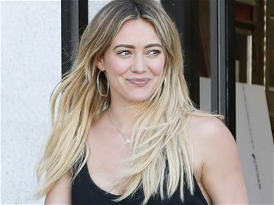 Hilary Duff Shares Mind-Blowing Pictures From At-Home Birthing Process!