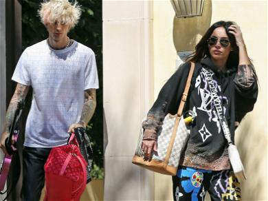Megan Fox Reveals Ayahuasca Trip With Machine Gun Kelly — 'I Went To Hell For Eternity!'