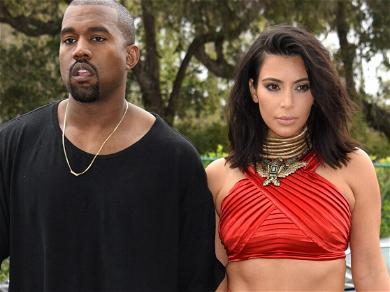 Kim Kardashian And Kanye West Take Family Vacation Amid Ongoing Divorce