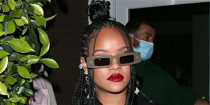 Rihanna and A$AP Rocky Look Like The Perfect Couple In Miami Date Night Pics